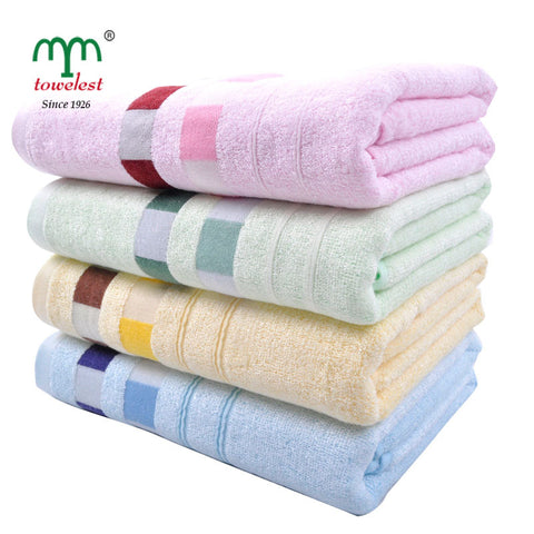 1PC Organic Bamboo Fiber Bath Towel / Bath Sheet 70x140cm - Blackwater River Emporium - 1