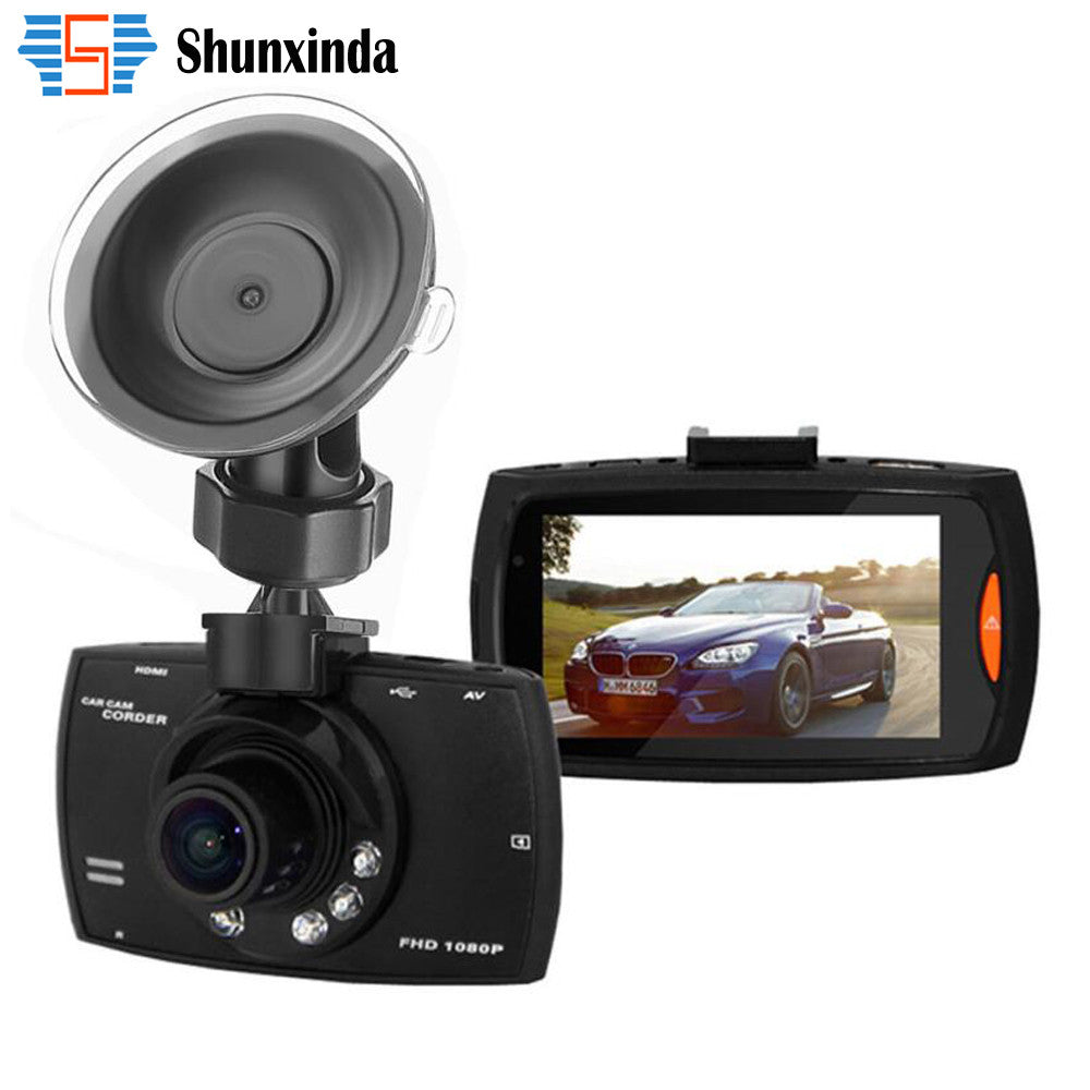 "G30 2.7"" 170 Degree Wide Angle Full HD 1080P Car DVR Camera Recorder Motion Detection Night Vision G-Sensor - Blackwater River Emporium - 2"