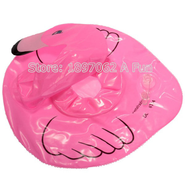 Pink Flamingo Floating Drink Holder - Blackwater River Emporium - 2