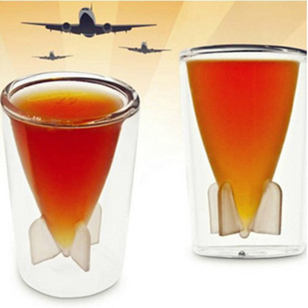 Double Layer Shot Glass - Blackwater River Emporium - 2