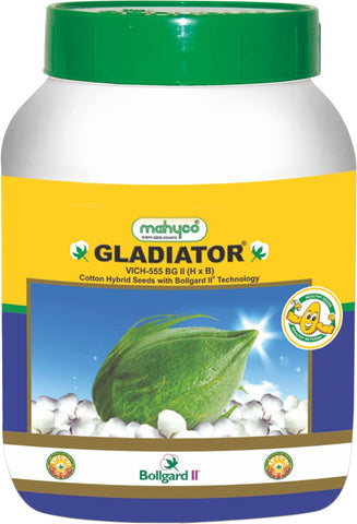 Gladiator ( VICH 555 BG-II) - HXB Cotton  : (450g x 24 Packets) Discount