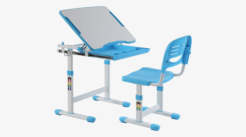 Ergovida B201 Elfin Series Kids Desk and Chair set
