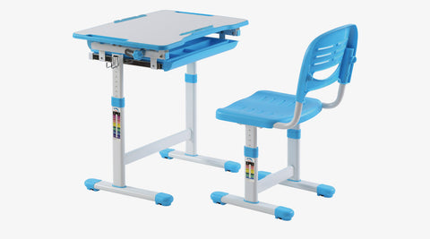 Ergovida B203 Elfin Series Kids Desk and Chair Set