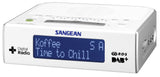 Sangean DCR-89 DAB+/FM Digital Clock Radio