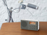 Sangean DPR-64 DAB+ / FM-RDS / Portable Travel Digital Radio