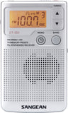 Sangean DT-250 AM/FM Stereo Pocket Radio