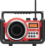 "Sangean Tough Box AM/FM Utility ""Tradies"" Radio"
