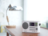 Sangean WFR-28C / DAB+ / FM-RDS* / USB / Network Music Player Digital Receiver