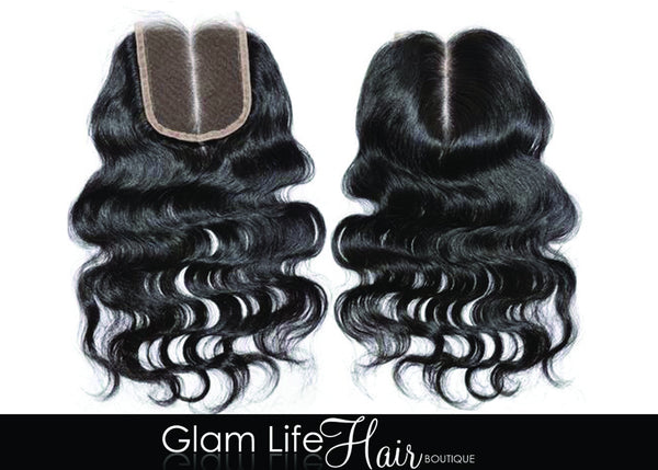 GLAM WAVE CLOSURE