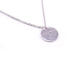 Constellation Necklace Silver