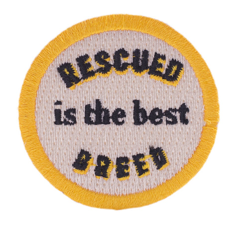 Rescued Best Breed Patch