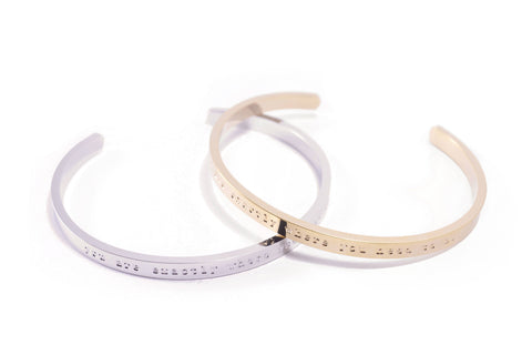 Message Bracelet - Exactly