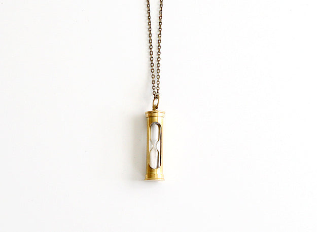 a4faa8334a1f3 Hourglass Necklace