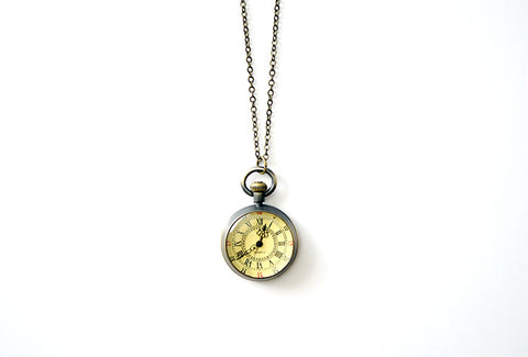 Traveler Pocket Watch