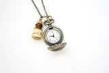 Alice Watch Necklace