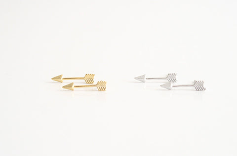 Arrow Earring Studs