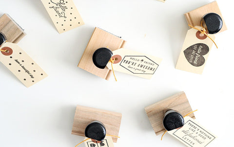 Old Fashioned Letter Stamp