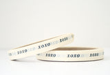 xoxo - Message Masking Tape