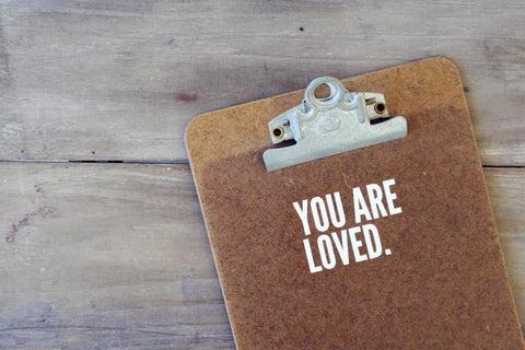 You Are Loved Decal