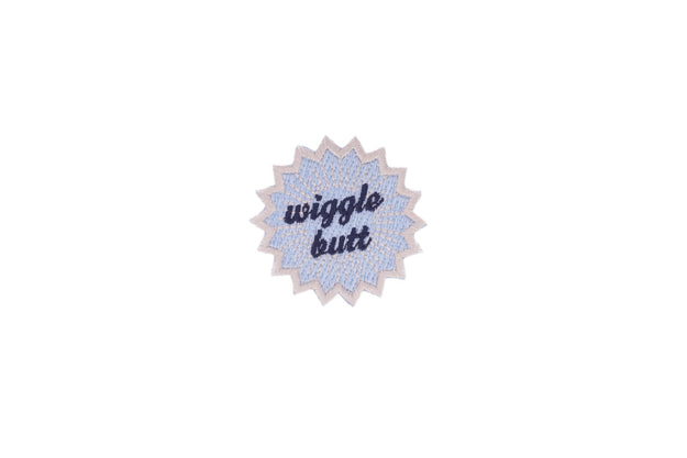 Wiggle Butt Patch
