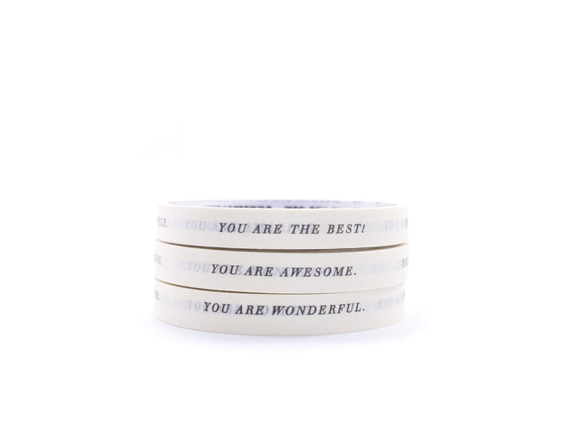 You Are - Message Masking Tape