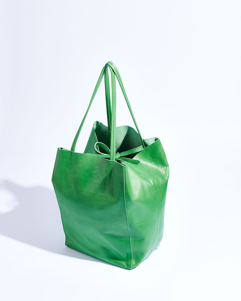 My Everyday Tote (Emerald Green)