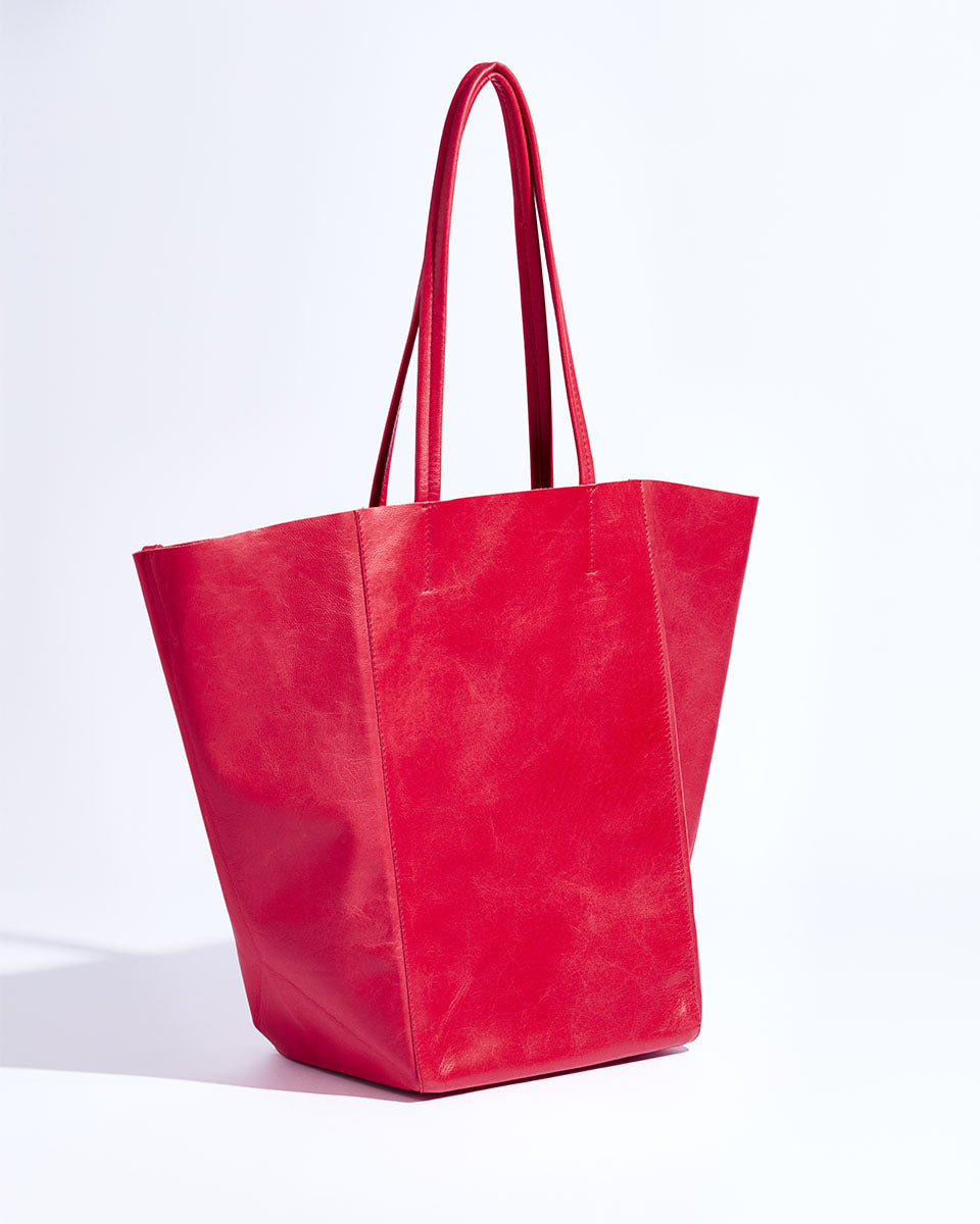 My Everyday Tote (Scarlet Red)