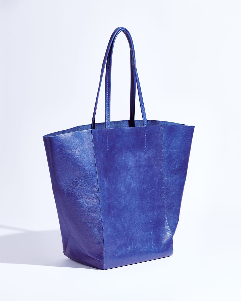 My Everyday Tote (Cobalt Blue)