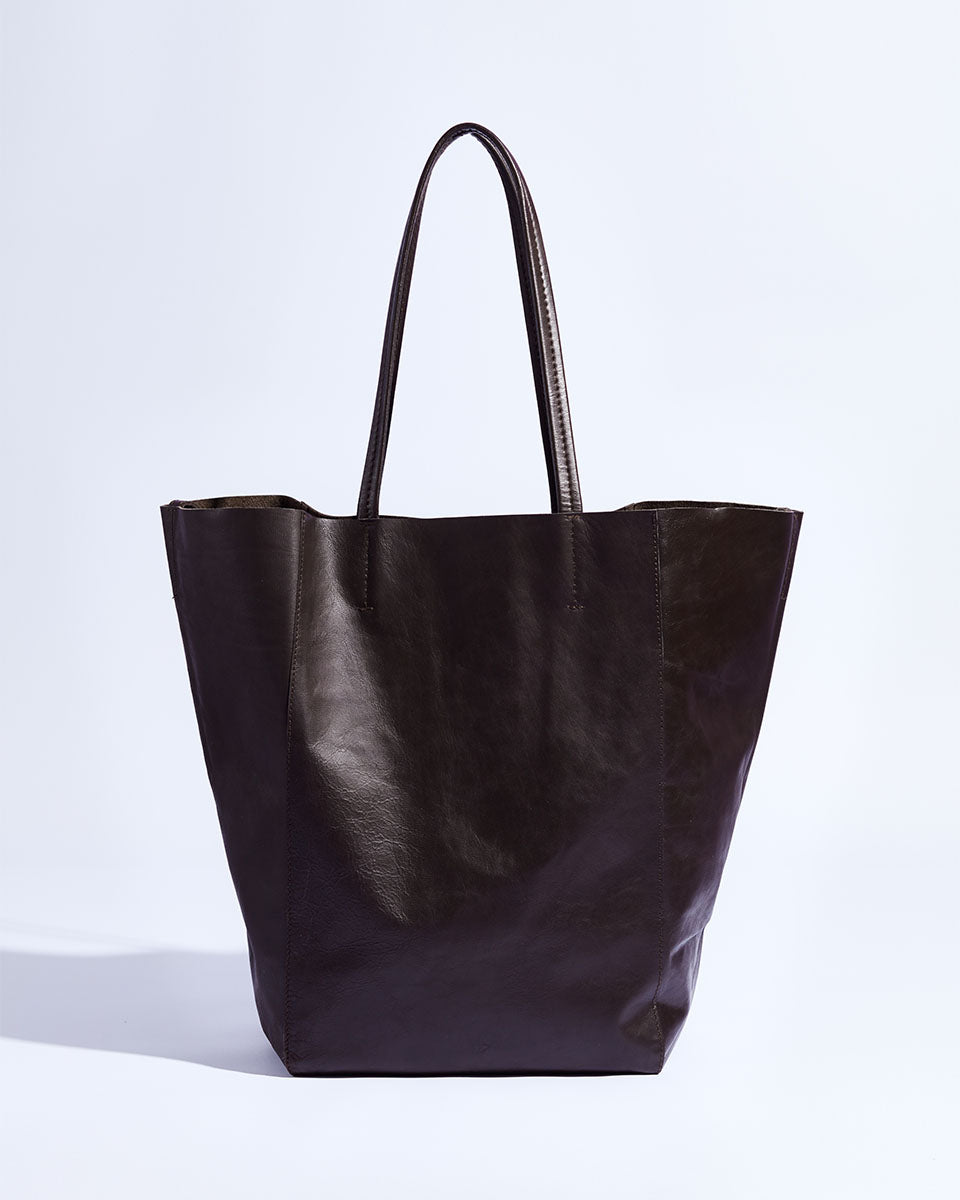 My Everyday Tote (Quartz Dark Brown)