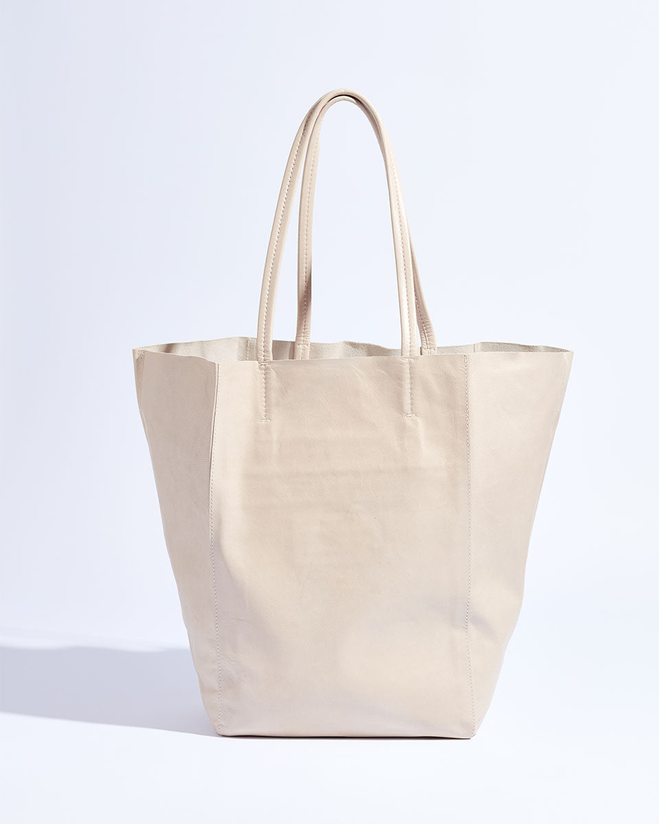 My Everyday Tote (Eggshell Off-White)