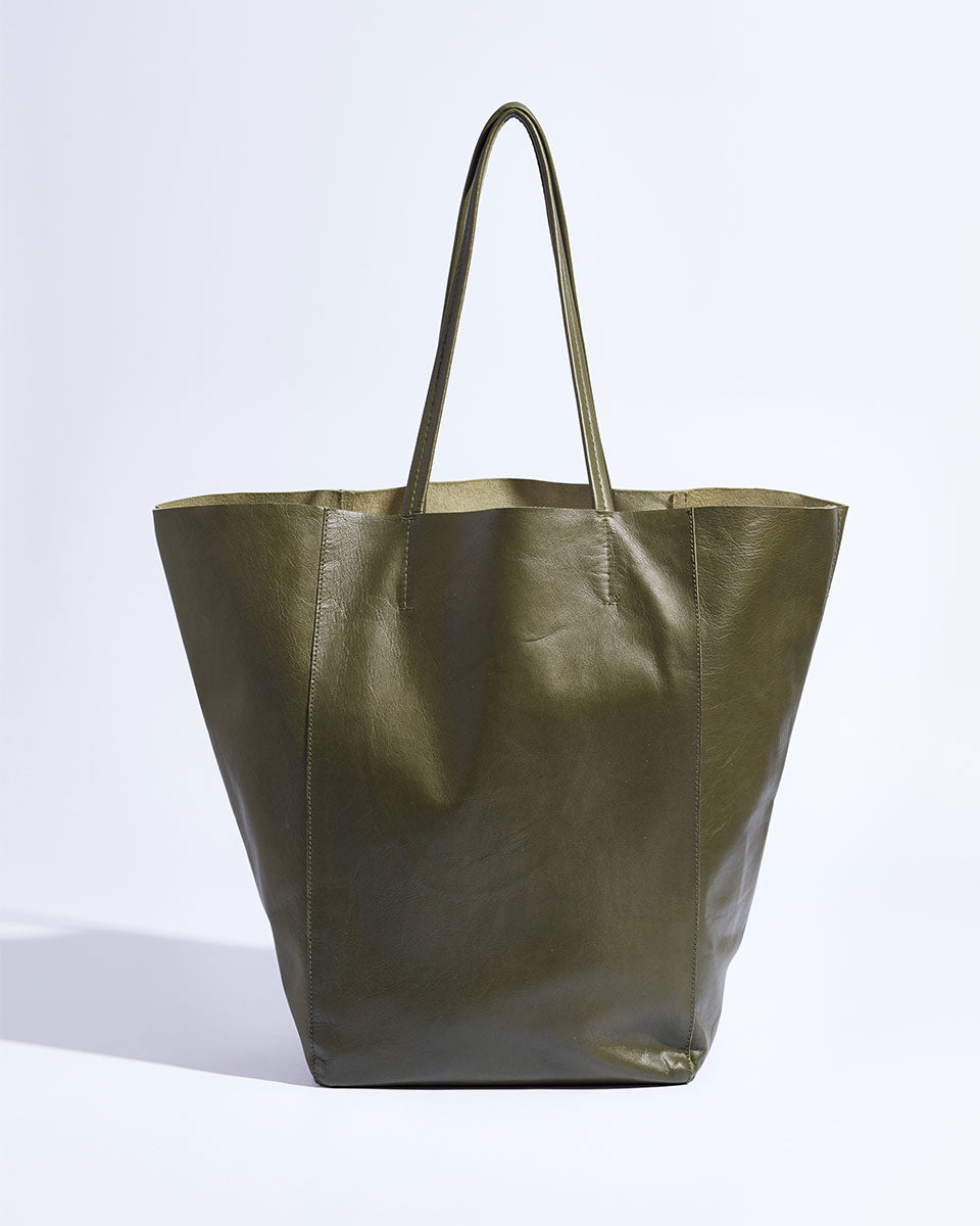 My Everyday Tote (Olive Green)