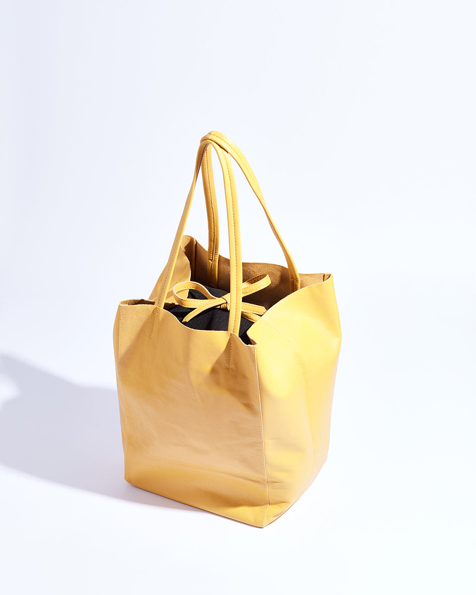 My Everyday Tote (Amber Yellow)