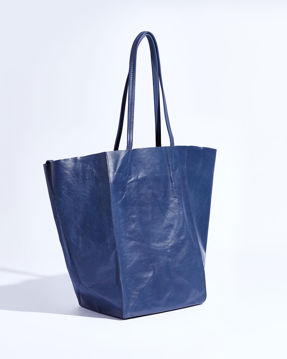 My Everyday Tote (Navy Blue)