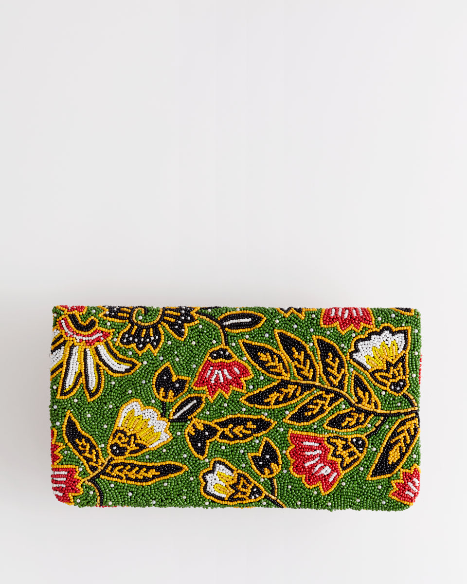 Handbeaded Clutch (Leading Stewardess)