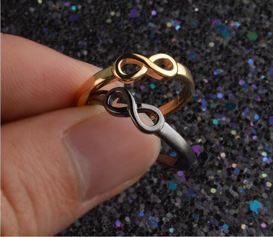 Infinity Symbol Fashion Women Ring