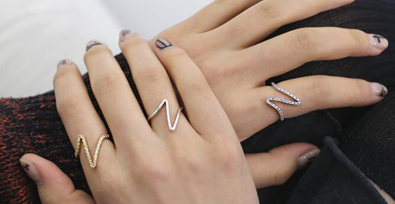 Daily Casual Fashion Ring
