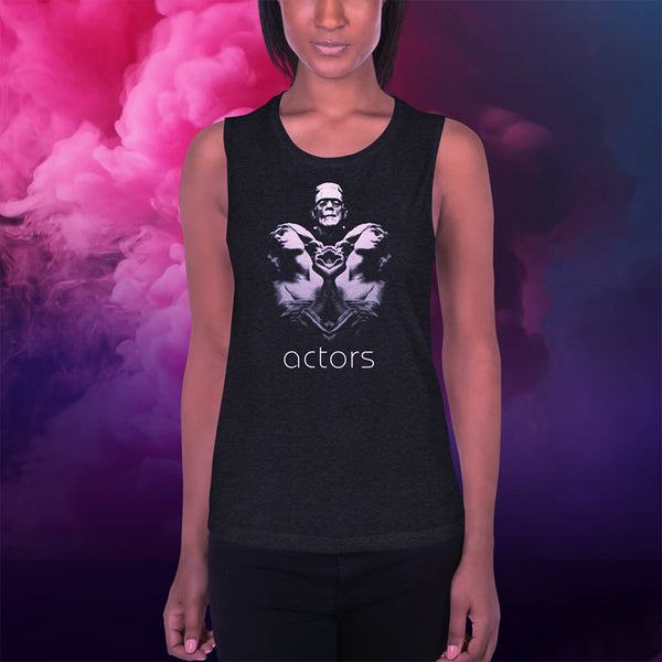 "ACTORS ""Nightlife"" Legacy Ladies' Muscle Tank"