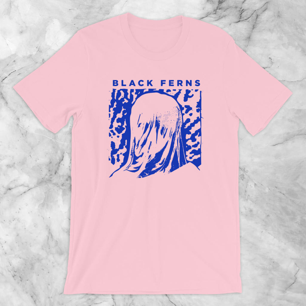 "Black Ferns ""Veiled Vanity"" Short-Sleeve Unisex T-Shirt"