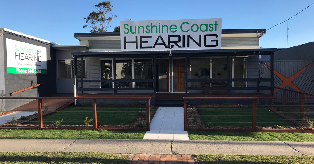 hearing clinic sunshine coast