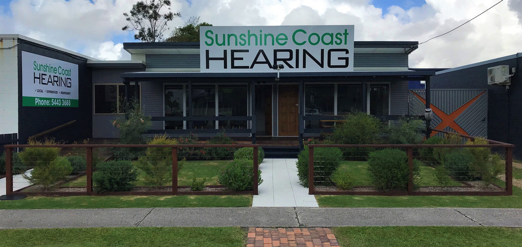 sunshine coast hearing