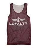 Loyalty Reversible Mesh Tank