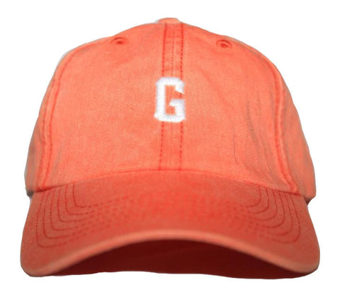 Dad Hat - Washed Orange