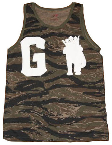 Tiger Stripe Camo Tank