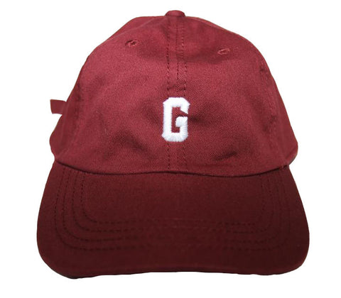 Dad Hat - Burgundy