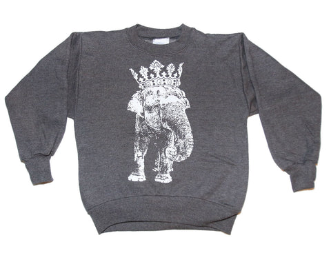King Elephant Crewneck
