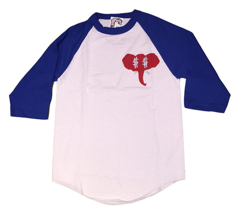Eye$ on Me Raglan Tee