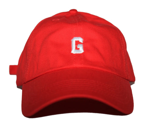 Dad Hat - Red