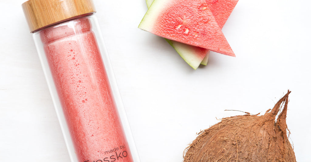 Watermelon Bliss Smoothie Recipes