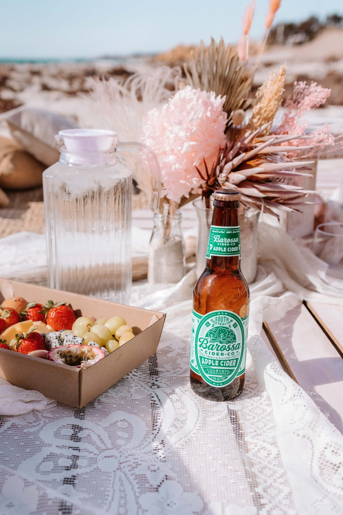 Ete Swimwear Beach Picnic Barossa Cider Co