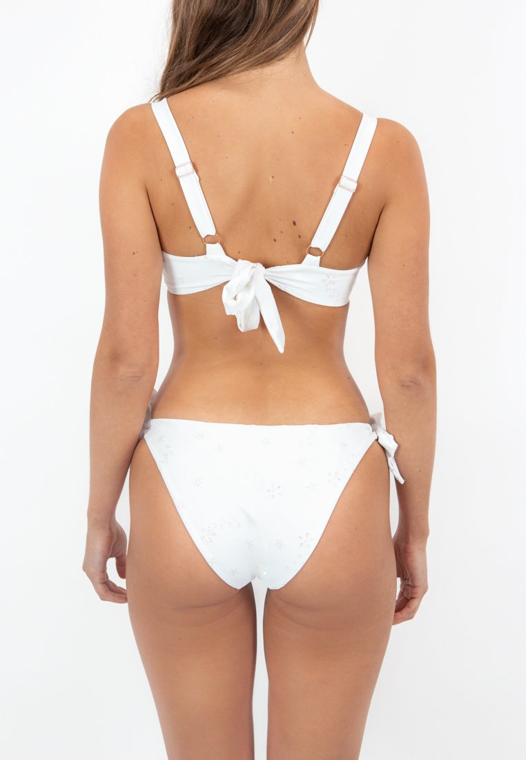 Coco Bottoms - White Embroidery